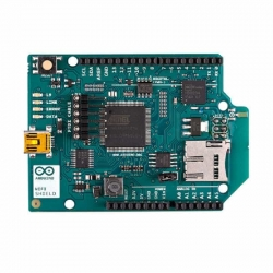 Arduino WiFi shield (with integraded antenna)