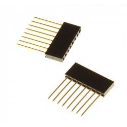 Arduino Header Stackable 1x8p 14.5mm