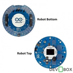 Arduino Robot W/O Power Supply