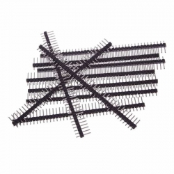 Pin strip straight- 2.54mm 1x40