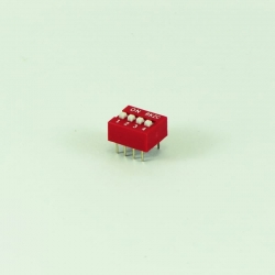 DIP Switch 2.54mm 4p