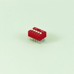 DIP Switch 2.54mm 5p