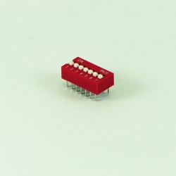DIP Switch 2.54mm 7p