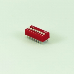 DIP Switch 2.54mm 6p
