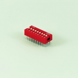 DIP Switch 2.54mm 9p