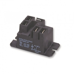 General Purpose Relay, T9A Series, Power, Non Latching, SPST-NO, 12 VDC, 30 A