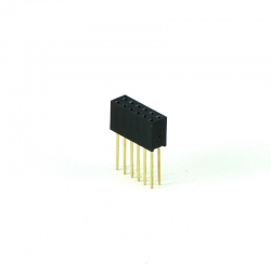 pcb-header-2x6-254mm-stackable