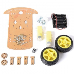 2WD Robot Car Kit for Arduino