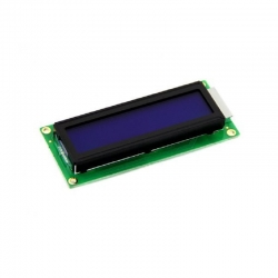 LCD Display 16x2 Blue Backlight (for Arduino)