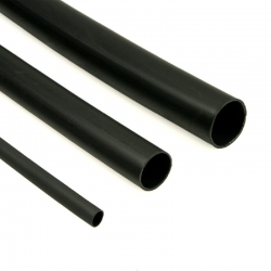 Heat Shrinkable Tube 9.5mm Black