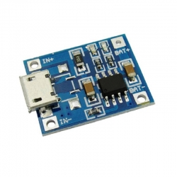 Lithium Battery Charging Module TP4056