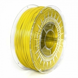 Devil Filament PLA 1.75mm 0.33Kg Bright Yellow