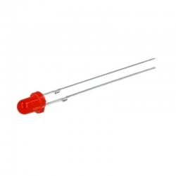 LED RED 3mm
