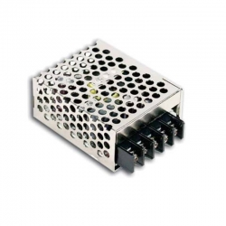 Power Supply 5V 3A 15W MeanWell RS-15-5