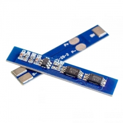 BMS 2S 3A Li-ion Battery Protection Board