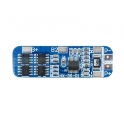 BMS 3S 10A Li-ion Battery Protection Board