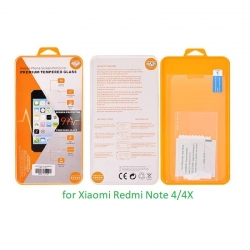 Premium Tempered Glass for Xiaomi Redmi Note 4/4X