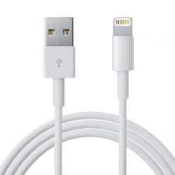 USB Cable Lightning 3m for iPhone 5/6/7/8/X White
