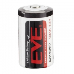 EVE ER14250 AA/2 Lithium Battery 3.6V