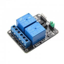 5V Relay Module 2 Channels (for arduino)