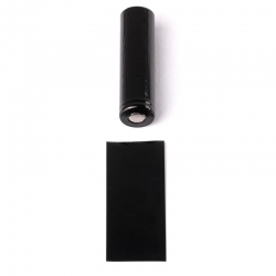 pvc-heatshrink-tubing-for-18650-black