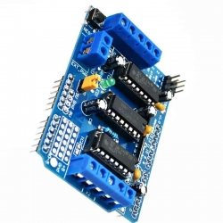 L293D Motor Drive Shield (for Arduino)