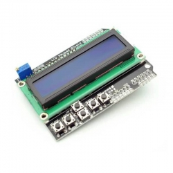 LCD 1602 & Keypad Shield for Arduino