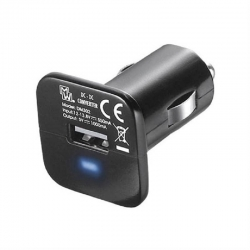 Car USB Charger 5V 1000mA