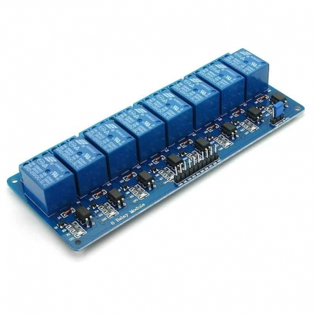 5V Relay Module 8 Channels (for arduino)