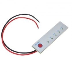 12V Lithium Battery Capacity Indicator Panel