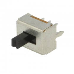 Slide Switch 2p DPDT 0.3A 30VDC ON-ON