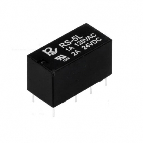 relay-electromagnetic-dpdt-5vdc-2a