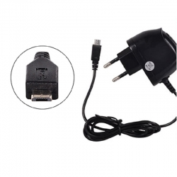 Travel Charger 5V 1A microUSB