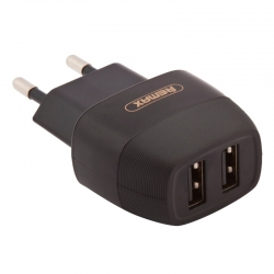 remax-flinc-charger-5v-21a-2xusb-black-eu