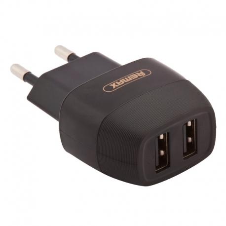 remax-flinc-charger-5v-21a-2xusb-black-eu