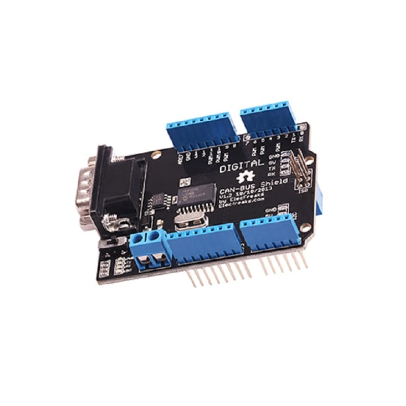 CAN BUS Shield MCP2515 (for Arduino) - Devobox