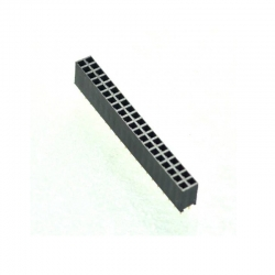 PCB Header 2x20 2.54 Female