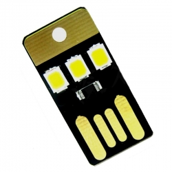 USB Λευκό LED 5V