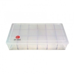 Plastic Adjustable Organizer Box 215x120x35mm