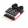 1-8s Lipo/Li-ion Low Voltage Buzzer