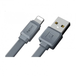 remax-rc-129i-strong-flexible-lightning-usb-cable-24a-1m-grey