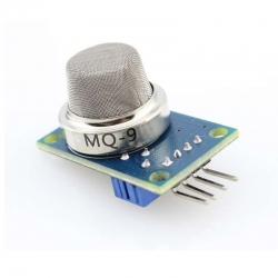 Carbon Monoxide MQ-9 Gas Sensor Module