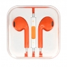 MEGA BASS Earphones - ORANGE