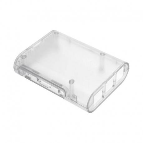 Κουτί για Raspberry Pi 3 - Διαφανής