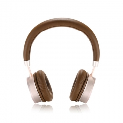 REMAX Bluetooth Headset - RB-520 HB Gold