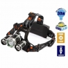 Led Headlamp 3000lm GloboStar 06003