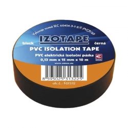 Insulation Tape 10m 15mm Black