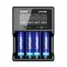 XTAR VC4S Li-Ion Battery Charger