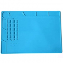 Heat-resistant Silicone Soldering Pad 35x25cm