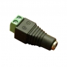 Female Connector 5.5x2.1 with Terminal